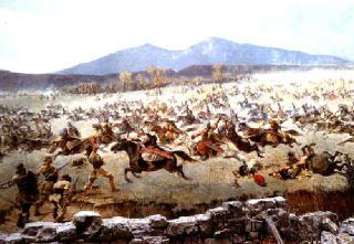A lovasroham (részlet)