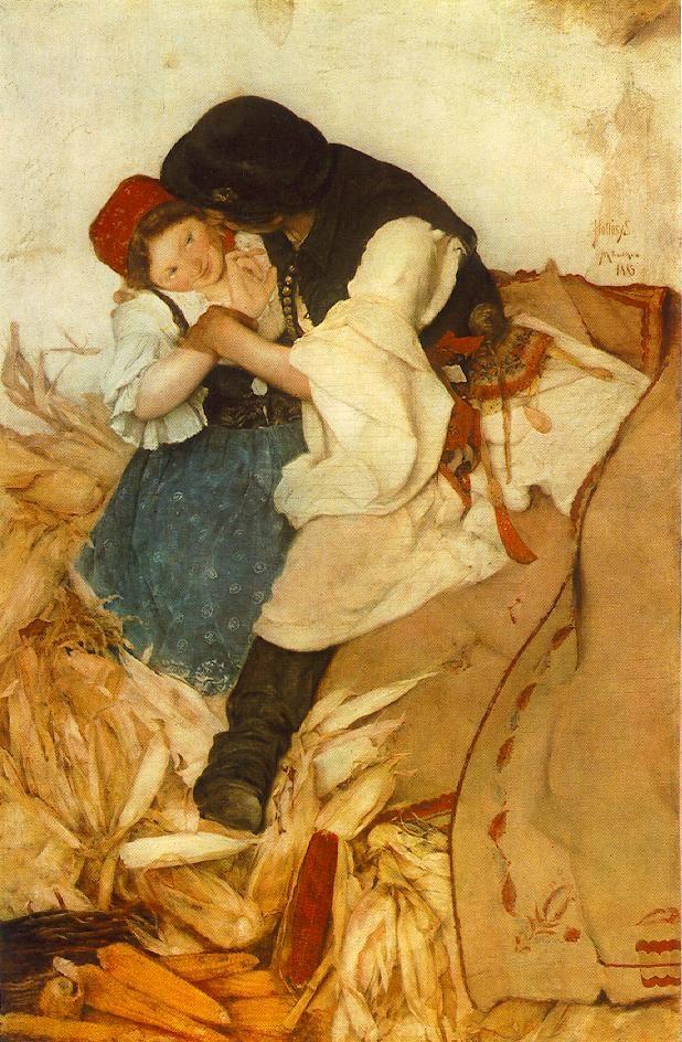 """Képtalálat a következőre: """"falusi szerelmespár festmény"""""""