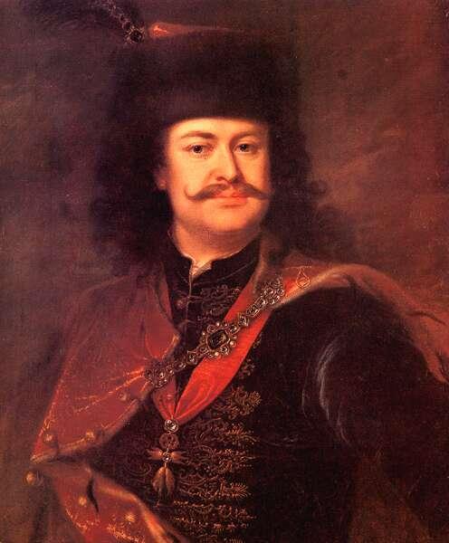 Mányoki Ádám Ii Rákóczi Ferenc Portréja 1724