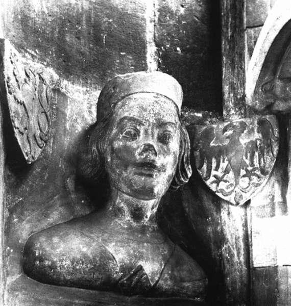 IV. Vencel portréja, Prága