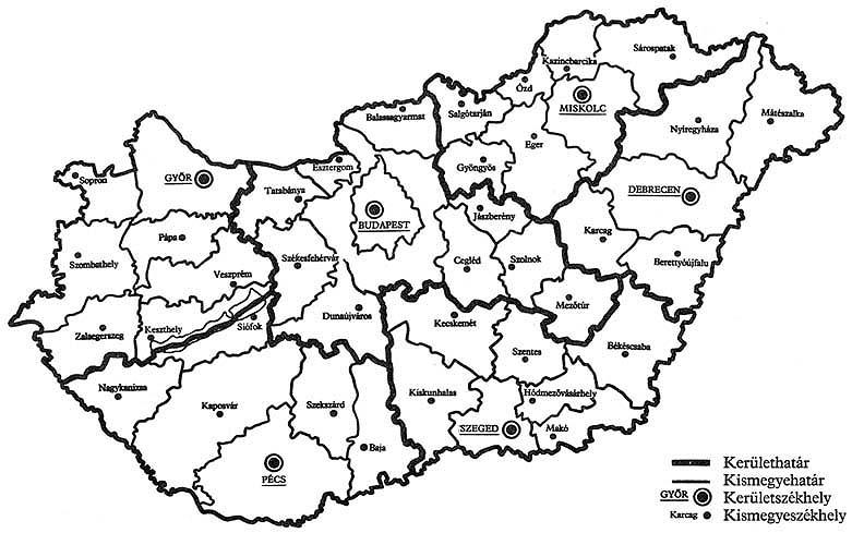 magyarország térkép bicske Bibó István: Válogatott tanulmányok I IV. / Irodalom magyarország térkép bicske