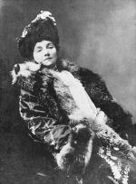 Yvette Guilbert – francia sanzonénekesnő, többször fellépett Budapesten is.