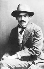 Nagy Endre – író, újságíró, színházigazgató. Az irodalmi kabaré megteremtője. 1910-es évek.