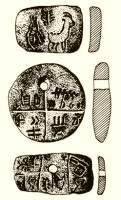 1. ábra. A tărtăriai táblák