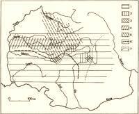 2. térkép. Korai és középső neolitikum