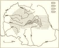 3. térkép. Kései neolitikum és rézkor