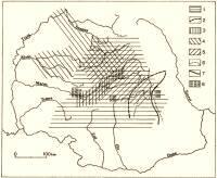 4. térkép. Korai és középső bronzkor