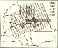5. térkép. Kései bronzkor és vaskor