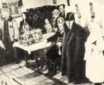 3. A betlehem: a király, József és Mária (1965, Kakasd, Tolna m.)