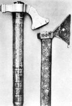 Fokosok (bal oldali Mátra-vidéki, jobb oldali mo.-i) Bp. Néprajzi Múzeum