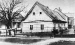 Lakóház 1833-ból (Gömörpálfala, v. Gömör m.)