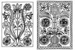 Magyargyerőmonostori csempe (v. Kolozs m.)