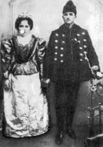 Fiatal pár (Szolnok, 20. sz. eleje)