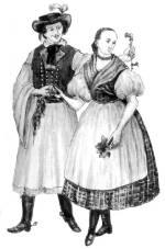 Tiszaháti viselet (Szabolcs-Szatmár m., 1846)