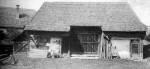 Századelején épült csűr (Sóvárad, v. Maros-Torda m., 1969)