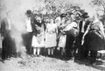 Szent-Iván-i tűzugrás (Buják, Nógrád m., 1930-as évek)