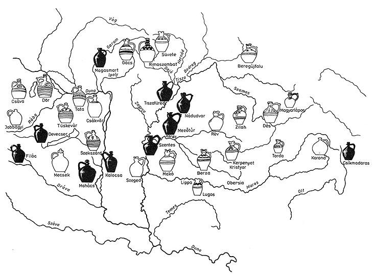 989de628f5 Magyar Néprajz III. Anyagi kultúra 2. Kézművesség / AGYAGMŰVESSÉG