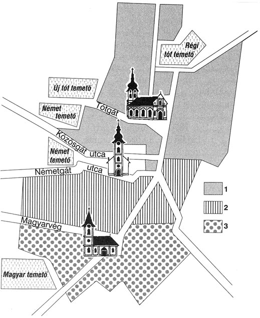 mezőberény térkép Magyar Néprajz VIII. Társadalom / MEZŐBERÉNY mezőberény térkép