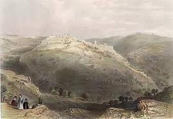 Jeruzsálem, a Sion-város
