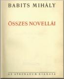 Babits Mihály: Babits Mihály összes novellái