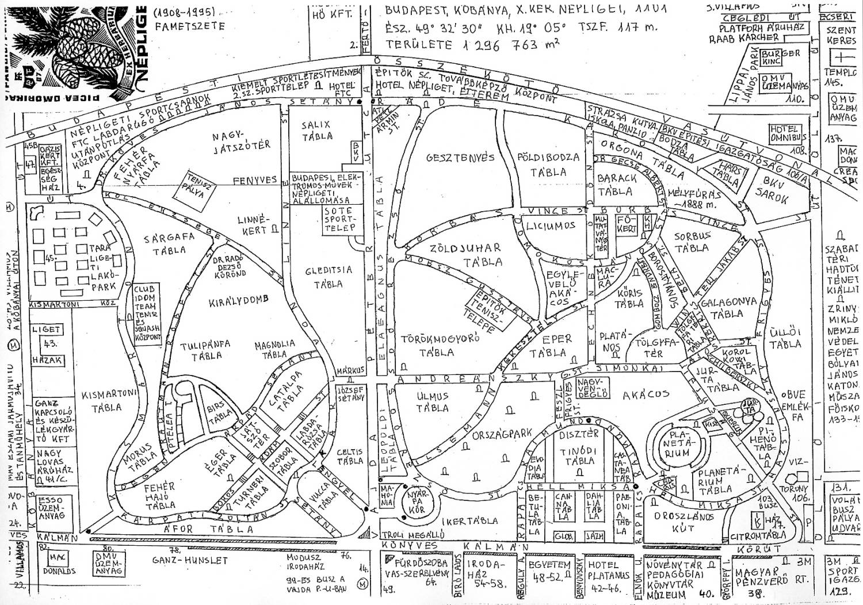 budapest térkép népliget Népliget térkép budapest térkép népliget