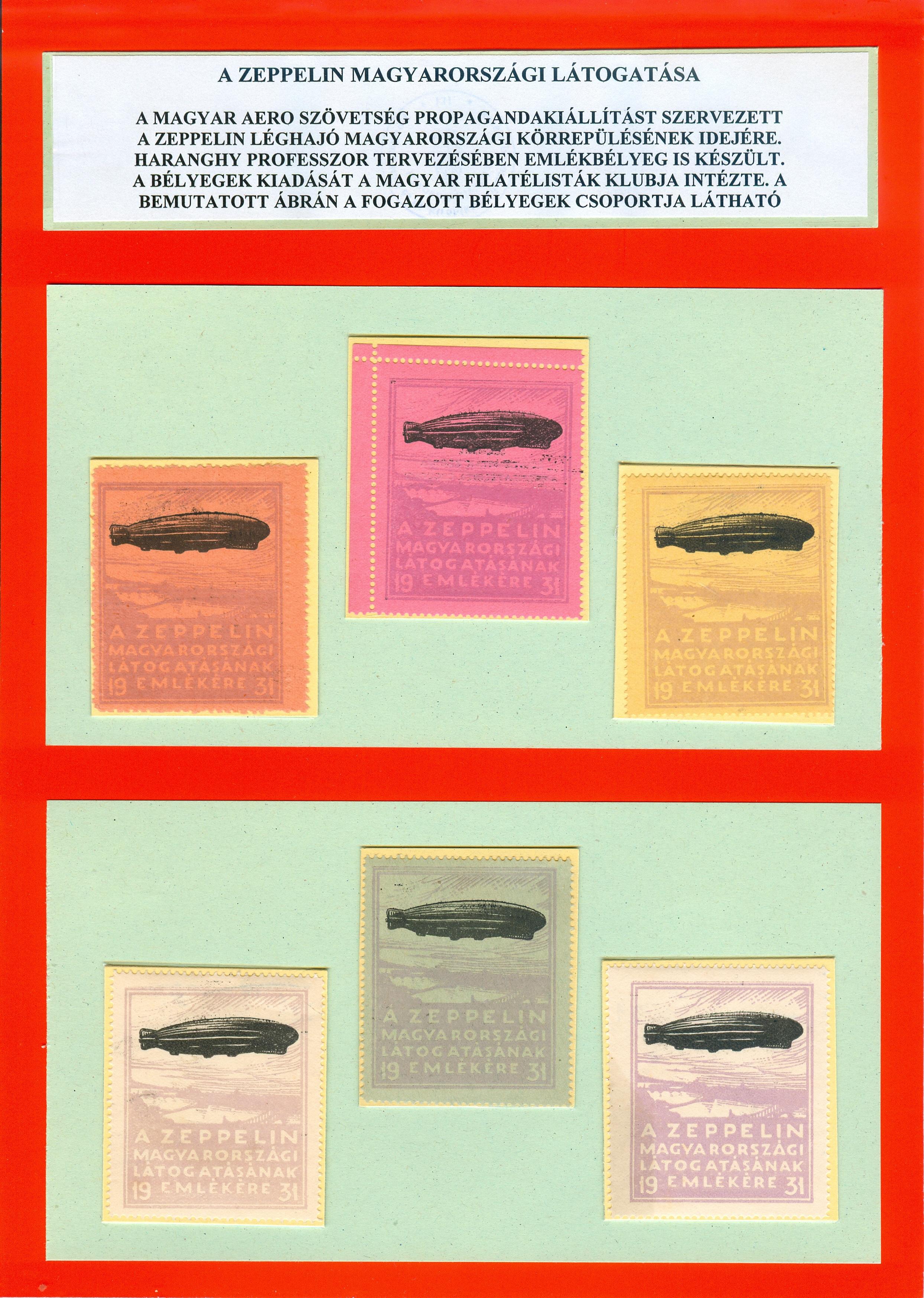 b11c528346 ... a 20022-es, és a 20023-as motívumoldalakon az előbb bemutatott alkalmi  levelezőlap mintázatával azonos emlékbélyegek fogazott és vágott  változatait ...