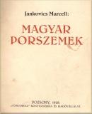 Jankovich Marcell: Magyar porszemek