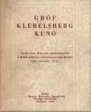 Jankovich Marcell: Gróf Klebelsberg Kunó