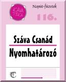 Száva Csanád: Nyomhatározó  című e-könyv ingyenes letöltése vagy megtekintése