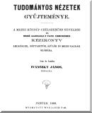 Ivánszky János: Tudományos nézetek gyűjteménye