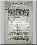 Ferenc (Magyarország: király), I. (1768-1835): Instruction für die Ober-Forstinspectoren
