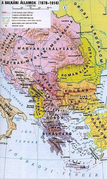 Balkani Allamok