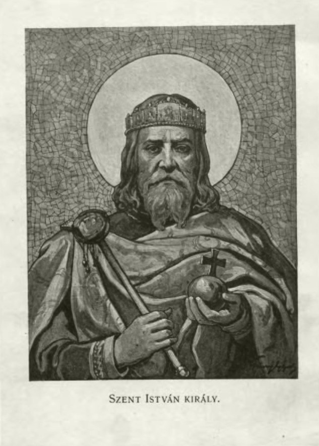 István király látomása)